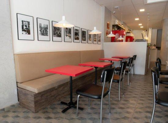 Projeto de Interiores - Pizzaria Baggio Slice
